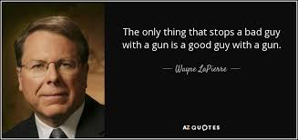 anti gun control quotes. Wonderful Quotes The Only Thing That Stops A Bad Guy With Gun Is Good Gun Throughout Anti Gun Control Quotes A