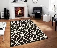 black area rugs 8x10 color