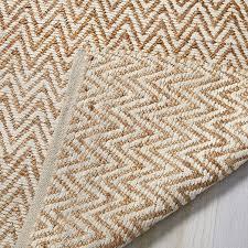 jute chenille herringbone rug natural ivory west elm