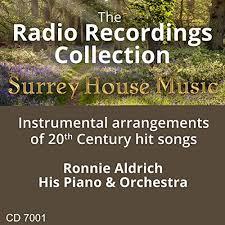 <b>Ronnie Aldrich</b>, His Piano & <b>Orchestra</b> by <b>Ronnie Aldrich</b> on ...