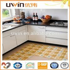 china plastic carpet washable floor mat easy care foam pvc kitchen floor mats