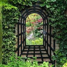 Small Picture 25 best Garden mirrors ideas on Pinterest Outdoor mirror Small