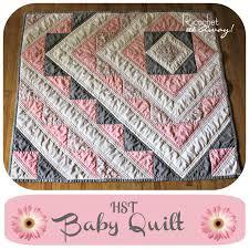 Best 25+ Baby quilt patterns ideas on Pinterest | Quilt patterns ... & HST baby quilt tutorial Another different baby quilt. Love the Adamdwight.com