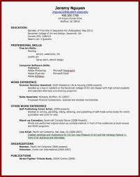Resume Navigation Extraordinary How Make A Resume For Job Examples Of First High 48 Competent
