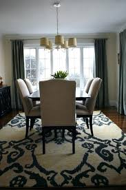 best rug for under dining table dining room area rugs size rug under round dining room