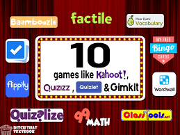 Save money on things you want with a kahoot promo code or coupon. Game Show Classroom Comparing Kahoot Quizizz Quizlet Live And Gimkit Ditch That Textbook
