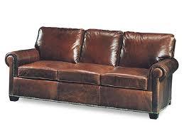 Robinson Leather Loveseat