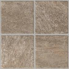 trafficmaster take home sample quartz stone l and stick vinyl tile flooring 5 in