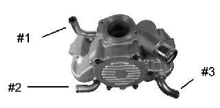 lt1 engine jtr radiator and heater hook up gen i ii chevy v8 lt1 water pump posted image