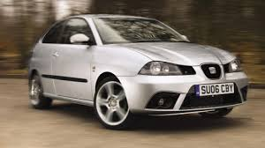 Road Test: Seat Ibiza 1.8 20V T FR 3dr (2004-2006) | Top Gear