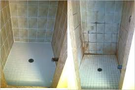 regrout shower floor how to shower how to shower tile restoration hot to shower floor regrout