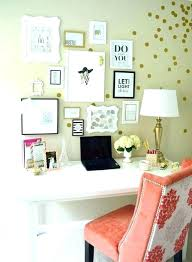 interesting office supplies. Cute Office Decor. Interesting Feminine Furniture Decor Supplies And E