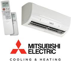 mitsubishi electric cooling and heating logo. an economical and efficient way to add on heating or cooling mitsubishi electric logo i