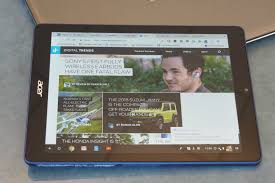 Use Tablet As Phone Chrome Os On A Tablet The Good The Bad And The Ugly