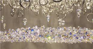 swarovski crystal chandelier design