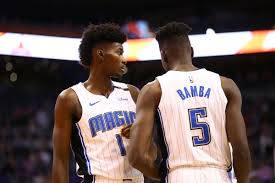 Magic Depth Chart 2017 Magic Exercise Options On Fultz Isaac Bamba Orlando