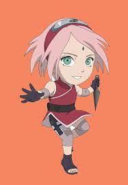ảnh Sakura Naruto | Chibi naruto characters, Naruto uzumaki chibi, Anime  chibi