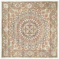 surprising design 5x5 square rug 7 x rugs uk heritage jute