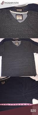 Hudson Designer Shirts Hudson And Barrow Nyc Designer V Neck Tee Bundle Hudson And