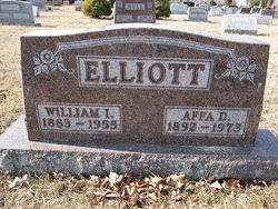 William Ivan Elliott (1883-1955) - Find A Grave Memorial