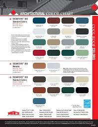 Mbci Color Chart 7 Mbci Architectural Victory Awning