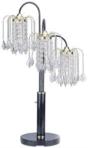 image of chandelier table lamp canada