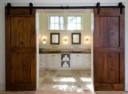 sliding barn doors. a grand way to separate the master bedroom and bathroom gorgeous restored sliding barn doors e