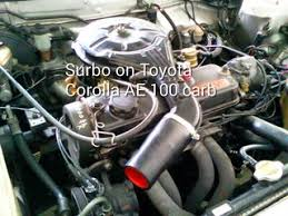Toyota Corolla owners, use Surbo for full engine power with just 1/2 ...