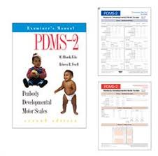 Pdms 2 Peabody Developmental Motor Scales Second Edition