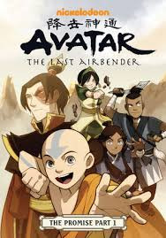 our early review of avatar the last airbender the promise part background on the author and the project