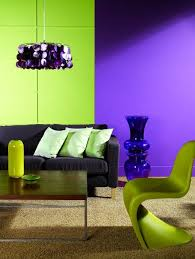 Green Purple Bedroom Ideas 2