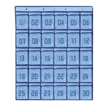 Chart Holder For Classroom Shop Numbered Classroom Organizer Pocket Chart Cell Phones