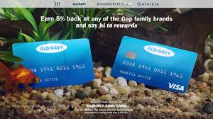 retail therapy starring the old navy credit card
