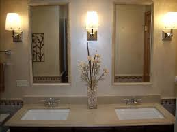 over vanity lighting. image of fantastic bathroom vanity lighting above mirror using glass lamp shades also plastic switch plate over