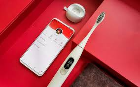 <b>Oclean x smart</b> electric toothbrush user manual in English   Download