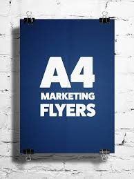 Discount Flyer Printing A4 Flyers Digital Marketing Consultant Graphic Design Studio