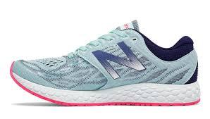 new balance zante womens. new balance women\u0027s fresh foam zante v3-ozone blue-bright cherry womens 1