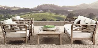 outdoor furniture restoration hardware. Delighful Furniture Kingston Collection To Outdoor Furniture Restoration Hardware N