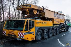Demag 600 Ton Crane Load Chart Terex Demag Tc 2800 1 600 Ton Lattice Boom Truck Crane For Sale
