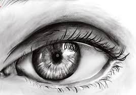 鉛筆デッサンのリアルな目を描くコツ初心者にも分かる描き方きしろぐ
