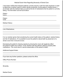 Doctors Note Templates 28 Blank Formats To Create