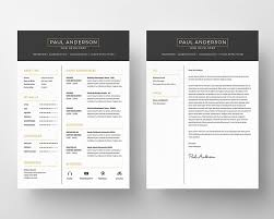 Design An Amazing Resume Cover Letter And Portfolio By Sabeeralikhan0