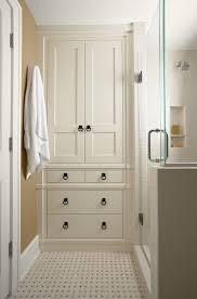 Image Living Room White Floor To Ceiling Cabinets And Shiplap Create Classic Coastal Feel In This Mudroom The Tall Cabinets Can Also Be Designed As Individual Lockers With Construction Resources Idea File Floor To Ceiling Cabinets Cr Construction Resources