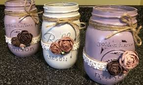 How To Decorate Canning Jars Hand Painted And Decorated Mason Jars Hometalk 7