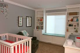 You've already seen the mobile and the crib skirt and sheets, but this is  where the magic is going to happen. Do you hear that, Baby Boy?