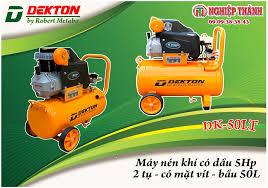 Máy bơm hơi trực tiếp Dekton DK-50LT (5.0hp - 50L)
