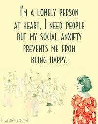Social Anxiety Quotes 20 Stunning Quotes On Anxiety HealthyPlace