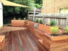 built in deck seating wood deck bench build deck benches wooden deck bench ideas built in