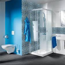 Glas Mosaik Fliesen Muschel Blau Mix - DS33358