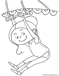 Small Picture Trapeze artist 1 coloring page coloring pages Pinterest Free